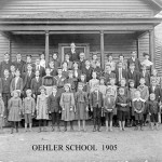 "Before it was a ""Community House,"" it was a school"