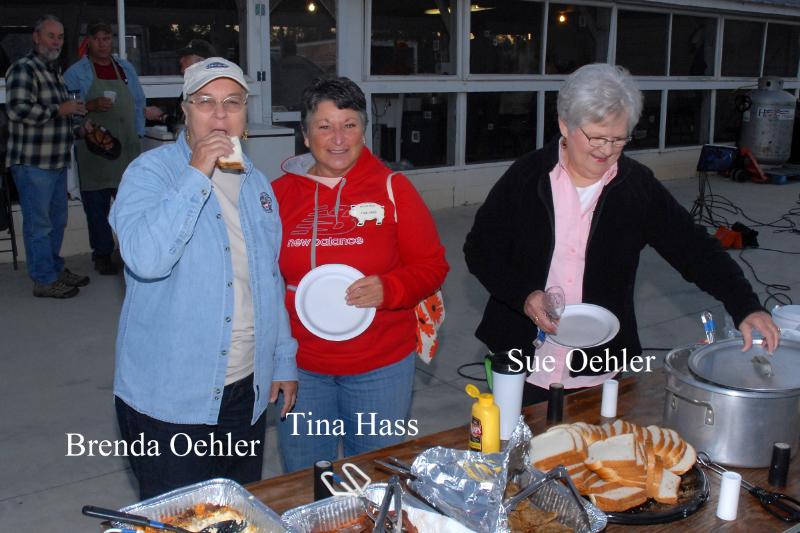 Brenda Oehler-Tina Haas-Sue Oehler