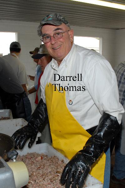 Darrell Thomas