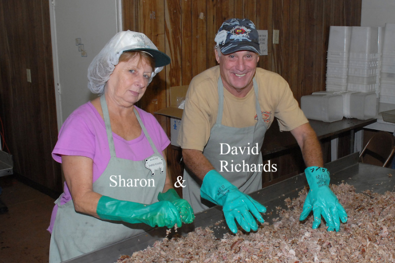 Sharon & David Richards
