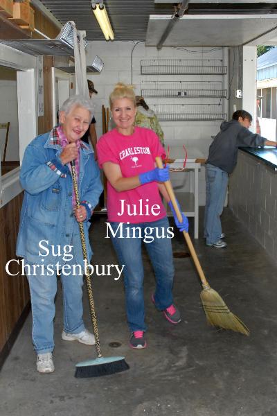 Julie & Sug