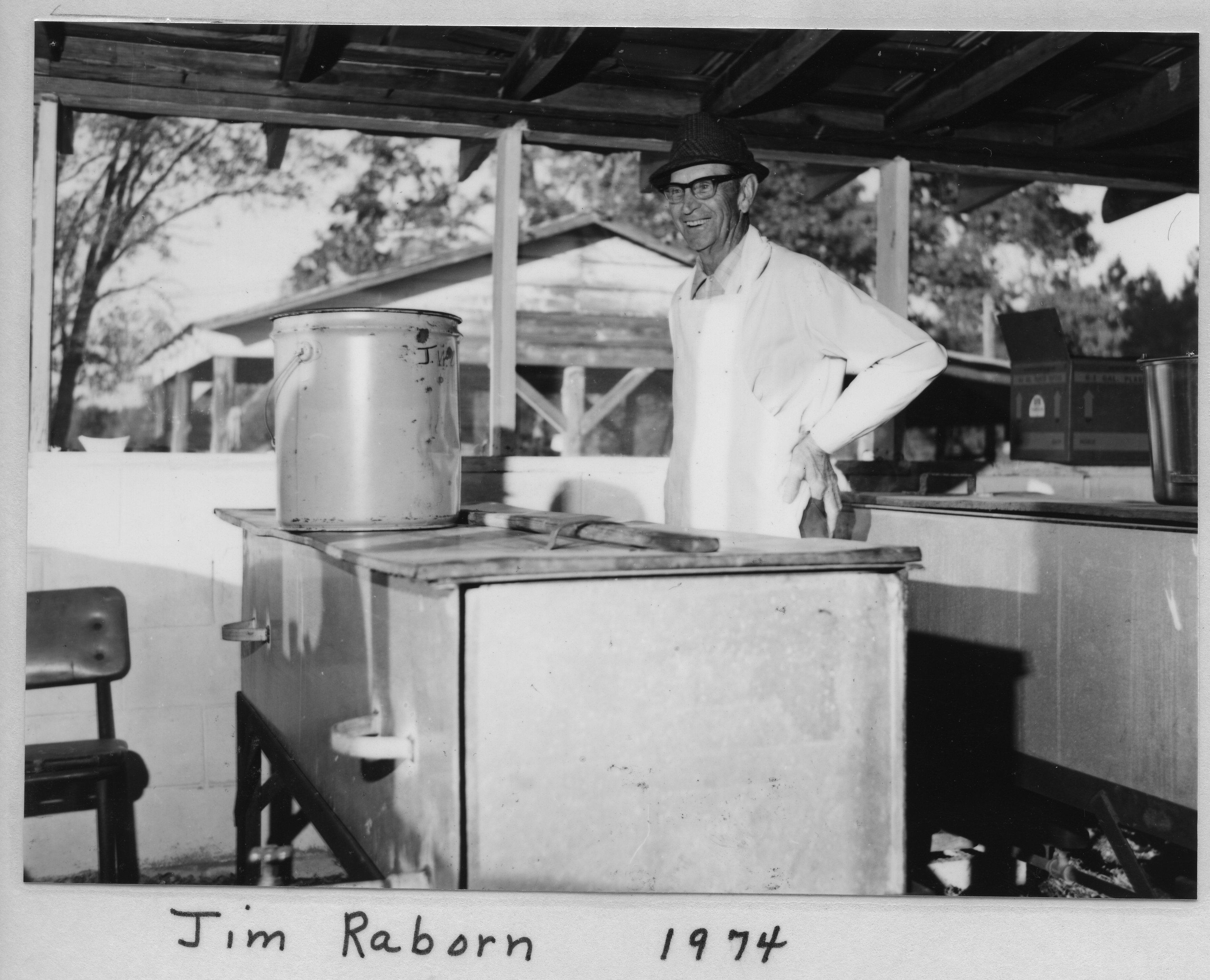 Jim Raborn Coffee Maker