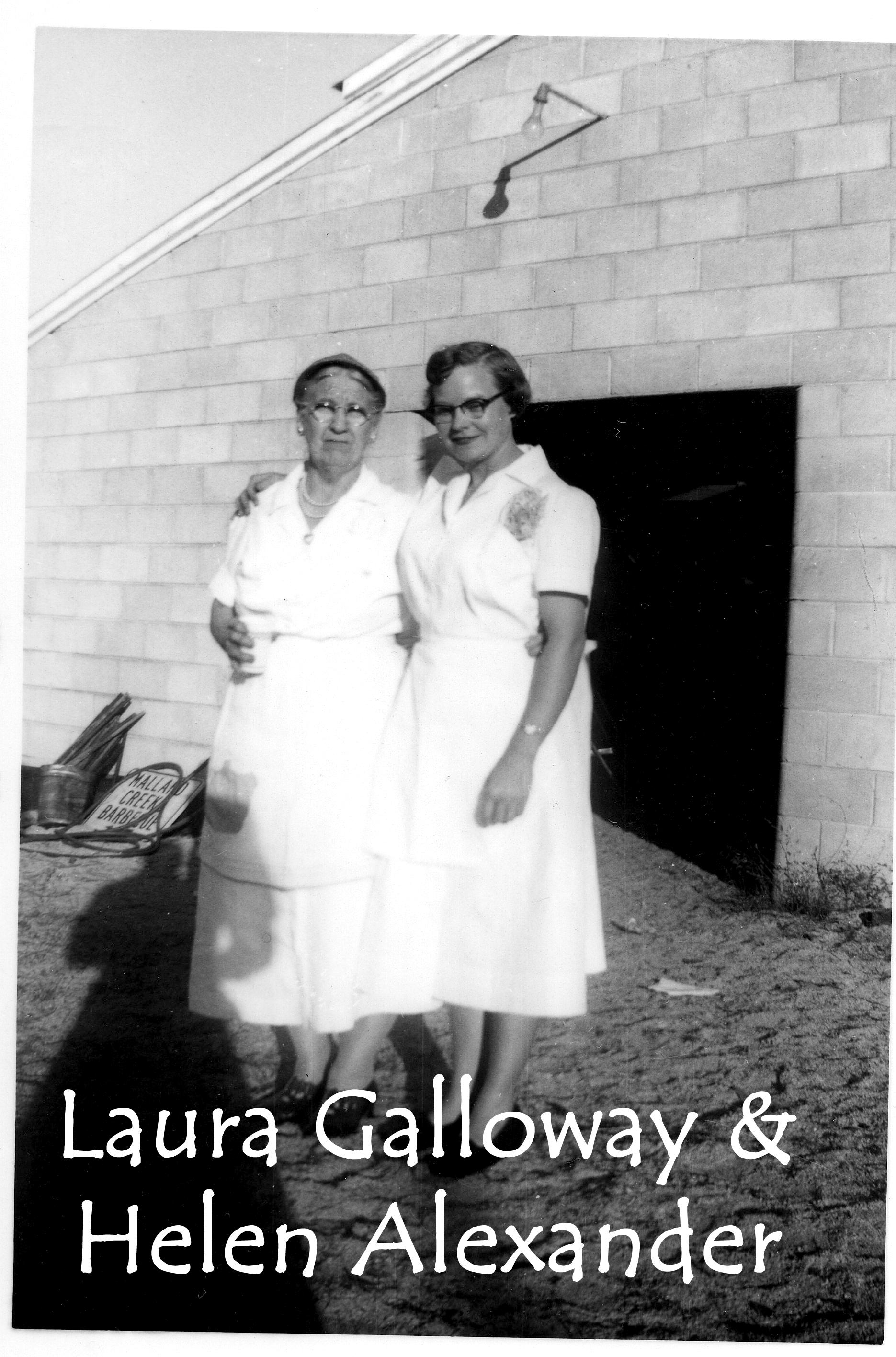 Laure & Helen 1955144